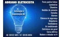Logo Adriano Eletricista