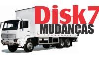 Logo de Disk7 Mudanças Bom Preço