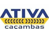Logo de Ativa Caçambas em Hauer