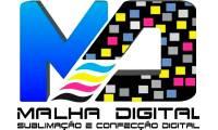 Logo de Md Malha Digital Sublimação E Confecções em Alvorada
