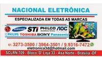 Logo de Nacional Eletrônica em Asa Norte