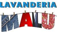 Logo Lavanderia Malu em Bosque