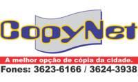 Logo de Copynet em São Francisco
