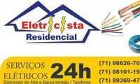 Logo Eletricista