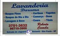 Logo de Lavanderia Daruma em Jardim Jussara
