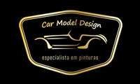 Logo de Car Model Design em Rebouças