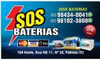 Logo de SOS Baterias 24h