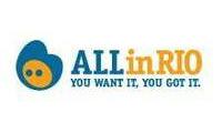 Logo de All in Rio em Copacabana