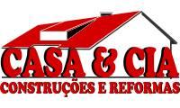 Logo de Casa e Cia Construções e Reformas