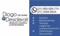 Logo de Diogo Desiderati Psicólogo em Campo Grande