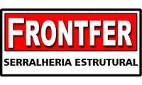 Logo de Frontfer Serralheria Estrutural em Boqueirão