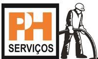 Logo Ph Serviços Desntupidora em Centro