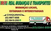 Logo de Real Mudanças e Transportes