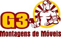 Logo de G3 Montagens de Móveis em Ceilândia Norte (Ceilândia)