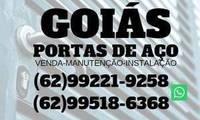 Logo de Goiás Serralheria e Portas de Aço