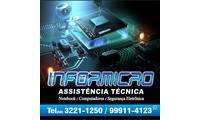 Logo de Informicro Informática E Segurança Eletrônica em Santa Inês