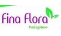 Logo Fina Flora Floricultura Goiânia em Residencial Humaitá