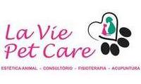 Logo de La Vie Pet Care em Cristo Rei