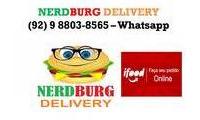 Logo de Nerdburg Delivery em Gilberto Mestrinho