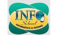 Logo de Info School em Centro