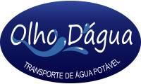 Logo de Olho D'Água - Transporte de Água em Caminhão Pipa