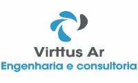 Logo de Virttus Ar Condicionado em Residencial Brisas da Mata