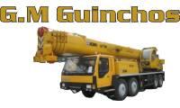 Logo de G . M Guinchos em Candeias