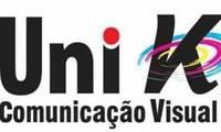 Logo de Uni K Comunicação Visual em São José