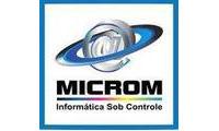 Logo de Microm - Informática Sob Controle em Santa Cecília