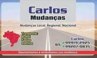 Logo de Carlos Transportes e Mudanças em Planalto