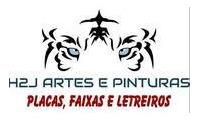Logo de H2j Montagem de Móveis e Pinturas de Faixas em Centro (Taquaralto)