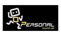 Logo de Personal Sound Car em Parolin
