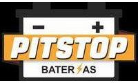 Logo de PitStop Baterias - Venda de Baterias Automotivas
