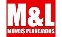Logo de M&L Ambientes Planejados