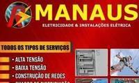 Logo de MANAUS ELETRICIDADE & INSTALAÇÕES ELÉTRICAS