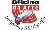 Logo de Oficina da Arte Uniformes