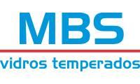 Logo MBS VIDROS TEMPERADOS em Núcleo Bandeirante