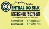 Logo de Central do Silk