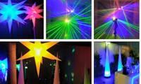 Logo de Dj Clóvis - Datashow, Telão, Som E Iluminação - Tudo para Seu Evento em Esplanada