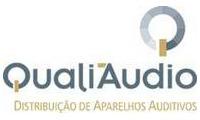 Logo Qualiaudio em Boa Vista
