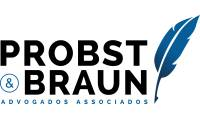 Logo de Probst e Braun Advogados em Victor Konder