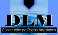Logo DLM Construções