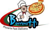 Logo Benvenutti Pizzaria Fast Delivery em Alto da Bela Vista