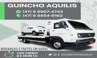 Logo de Auto Socorro Aquilis Guincho e Reboque