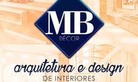 Logo MB Decor Arquitetura e Interiores em Cohafama