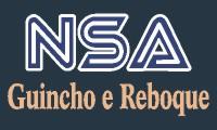 Logo de NSA Transporte de Máquinas