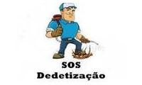 Logo de SOS Dedetização - Serviços de Dedetização, Desratização e Descupinização