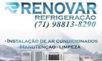 Logo de Renovar Refrigeraçao em Vila Laura