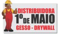 Logo de Distribuidora de Gesso em Primeiro de Maio