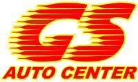 Logo Gs Auto Center em Niterói
